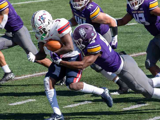 """""""It's Been Really Humbling,"""" UAlbany Defensive Lineman Verse Earns Multiple Honors In Rookie Season"""