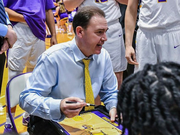 COACH BROWN AND UALBANY PART WAYS