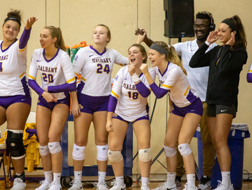 A Perfect October Has UAlbany Leading the America East