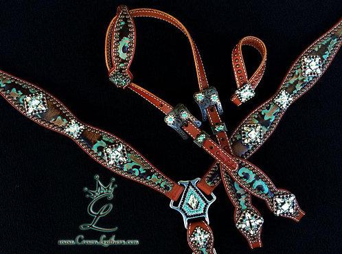 2005 Style Turquoise Corona Set