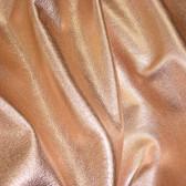 Rose Gold Metallic Leather