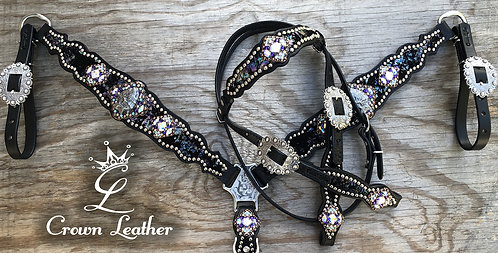 2014 Style Northern Lights Arrowhead Tack Set