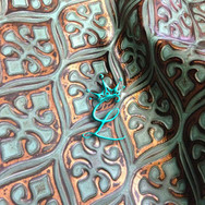 Turquoise & Copper Gateway