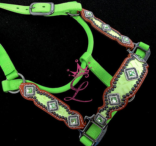 2013 Style Lime Green Halter