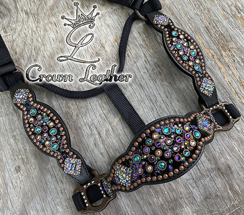2016 Northern Lights Confetti Halter