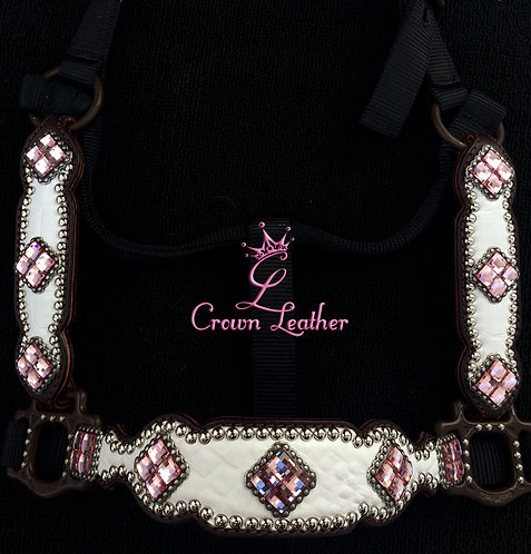 2013 Style Pink Crystal Halter