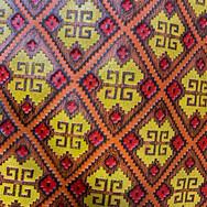 Red Orange & Yellow Taos