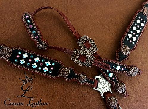 2015 Style Black & Copper Set