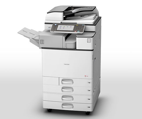 The MP C2011SP colour A3 multifunctional makes life in the office simple with high productivity features from an easy to operate MFP. Best in class performance is delivered from a compact device with a small footprint that still offers advanced features for multifunctional operations. Fast output at 20 ppm delivers high productivity for busy offices.