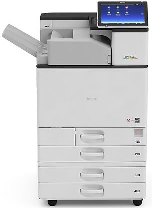 Flexibility, connectivity and productivity enhance the outstandingly high standard of results delivered by this sophisticated A3 colour printer. Empower your imagination – and your workflow – with reliable 1,200 x 1,200 dpi image quality at 60 ppm print speed, guided from an intuitive Smart Operation Panel that can be tailored to personal preference. Add a premium touch to the all-important first impression by printing on heavier stock, up to 300 gsm. You can print on both sides, and your creative options stretch out to 126 cm length sheets, with banner printing. Connectivity includes use from mobile device, and internet accessibility via a full browser from the panel. Here you have a powerful machine that helps you build brand image as well as exceptional print work.