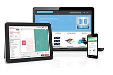 EFI Digital Storefront UI