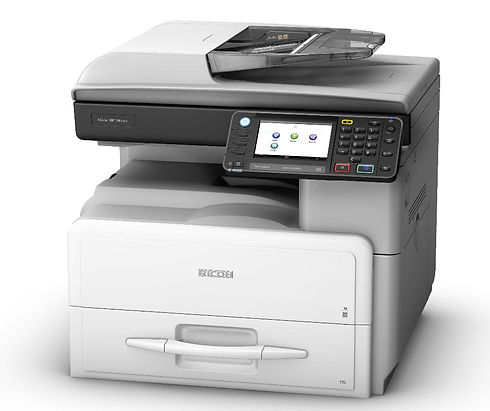 A multifunctional printer with copy, print, scan and fax functionality as standard. Copy and print output is at an efficient 30 A4 colour pages per minute. Scanning is equally quick at 30 originals a minute in colour. Enhanced batch scan feature can scan only printed sides of one-sided and two-sided mixed originals. G3 fax functionality is a standard feature of this comprehensive multifunction printer. The wireless connectivity option allows flexible location in a crowded office.
