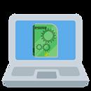 Software icon representing Process a Innani