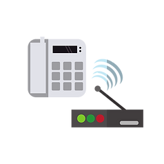 Innani VOIP and Connectivity Icon