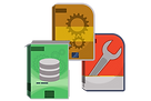 Variable data software Icon