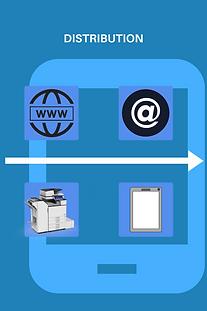 PlanetPress Explainer, Distribution