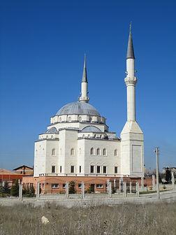 REMZİ BALKANLI CAMİİ-İNCEK-2001.JPG