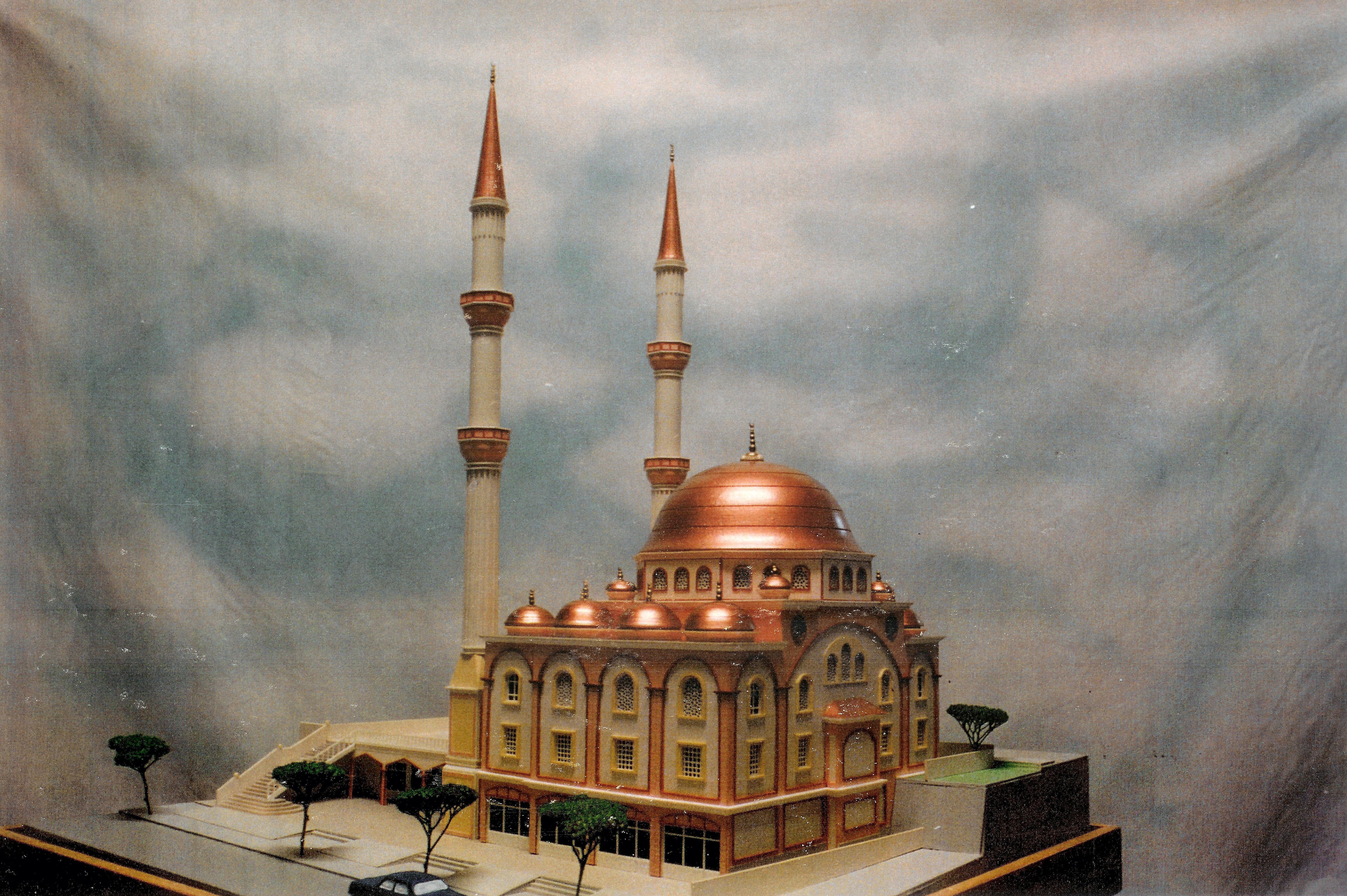 BALA MERKEZ CAMİSİ-1997- 001