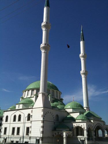 DEMETEVLER İMAMHATİP CAMİİ-2011.JPG