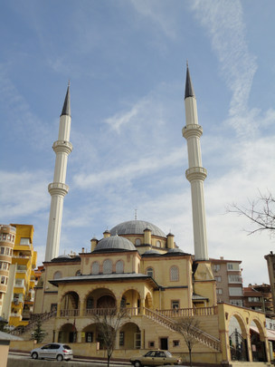 YILDIZ SANCAK CAMİİ-2004-550 M2