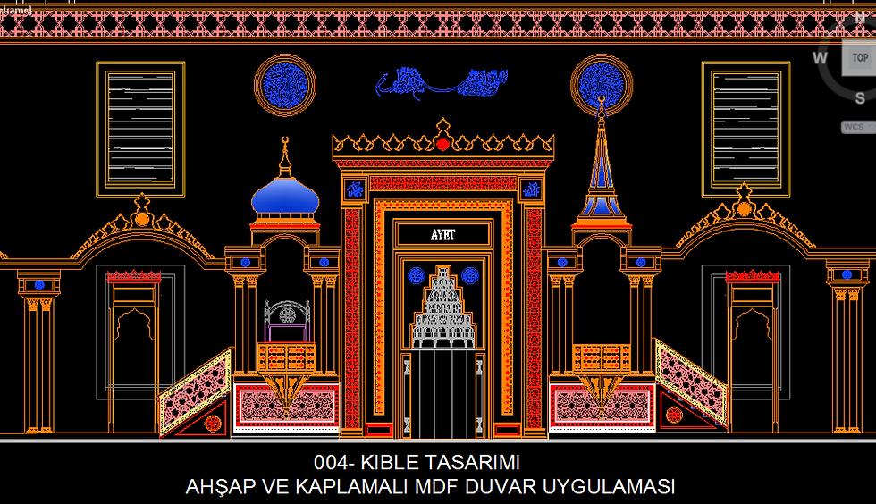 004_-_KIBLE_TASARIMI_-_ARAP_USULÜ_-_KAPL