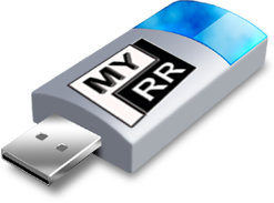 MyRR on a Flash Drive (2 Named Users)
