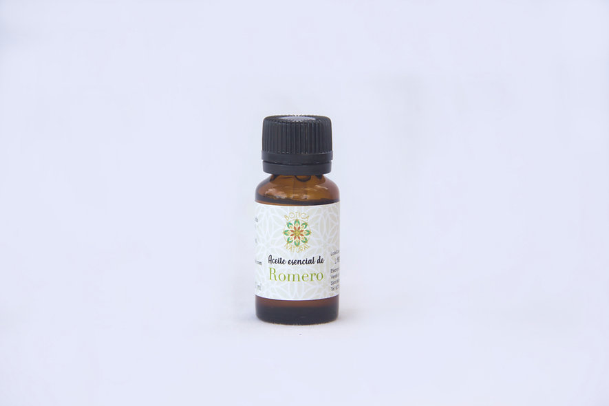 Rosemary natural essential oil