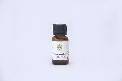 Citronela natural essential oil