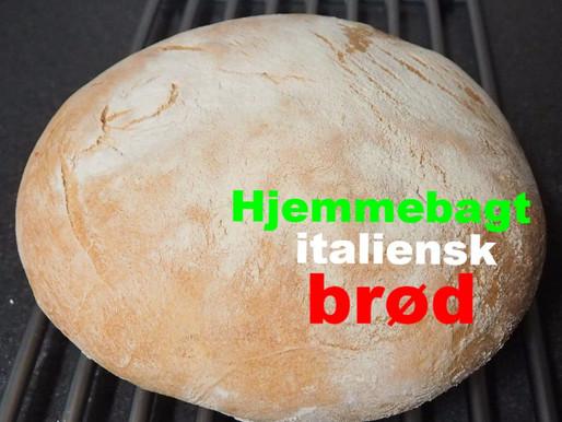 Italiensk rundt brød