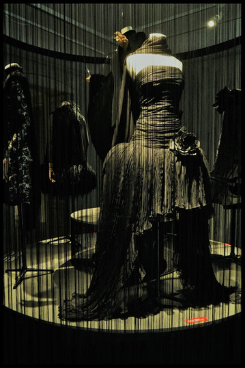 Erik Mortensens Haute Couture design