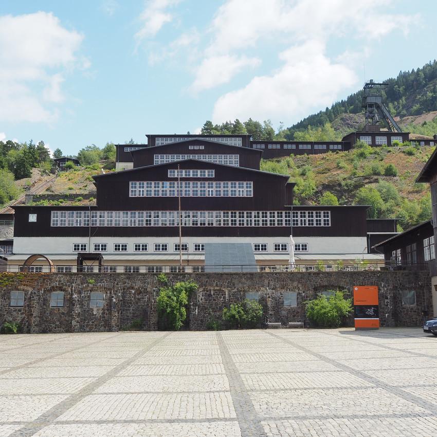 Rammelsberg besøgsmine/museum