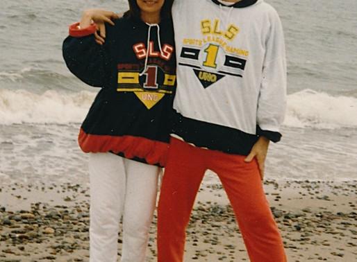 Det populære joggingtøj i 1980'erne