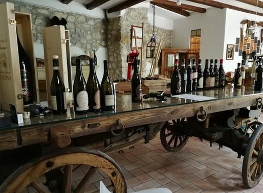 Vinsmagning i Valpolicella