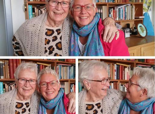 Fotos af seniorer