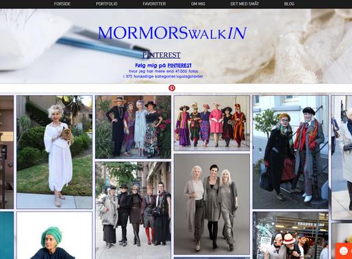 PINTEREST fotos på min web