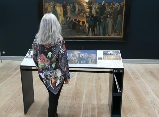 Kunst og æstetik på Skagens Museum
