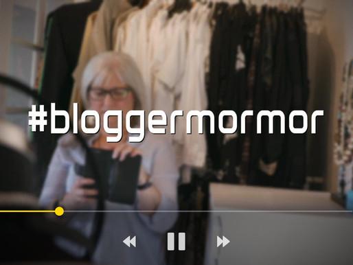 Blogger-mormor