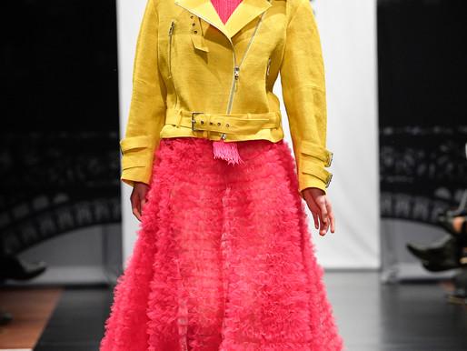 Jørgen Simonsens Haute Couture modeshow