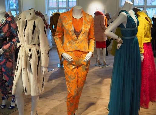 Jørgen Simonsens Haute Couture udstilling