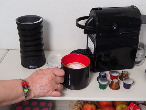Lav din egen Café Latte eller Cappuccino