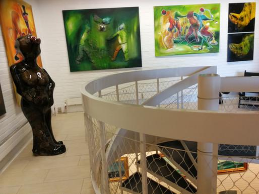 Besøg på Grenen Kunstmuseum