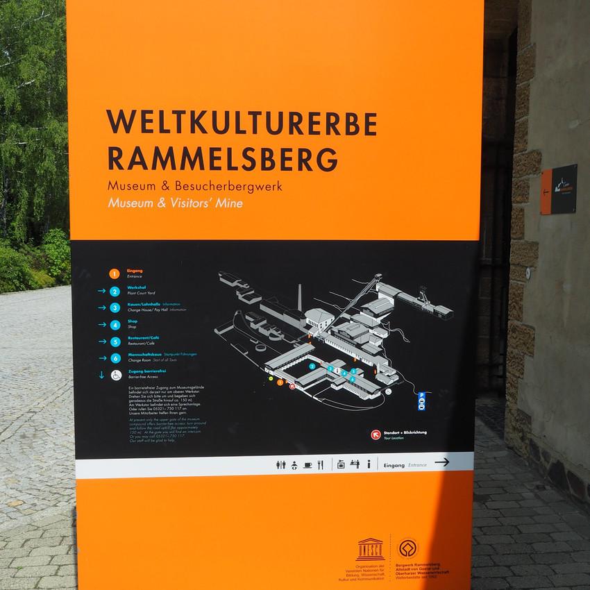 Rammelberg besøgsmine/museum