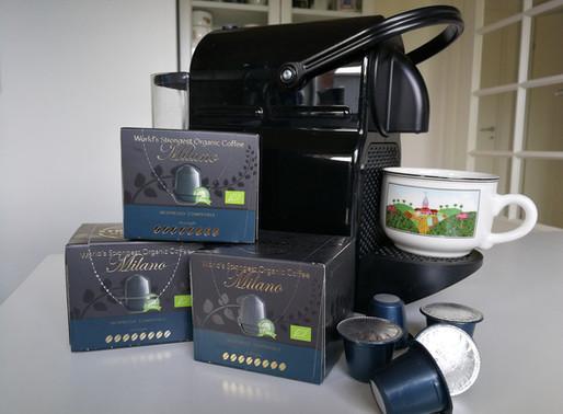 Espresso Milano - ny kaffekapsel