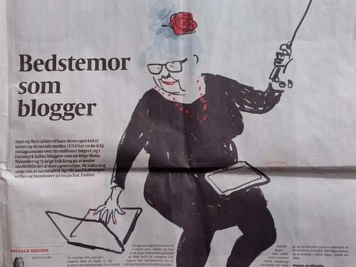 Mormorswalkin.dk i POLITIKEN