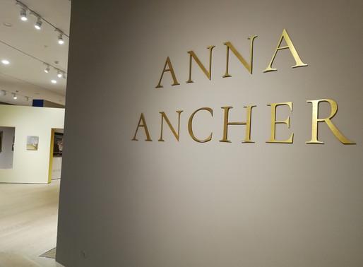 Anna Ancher - retrospektiv udstilling
