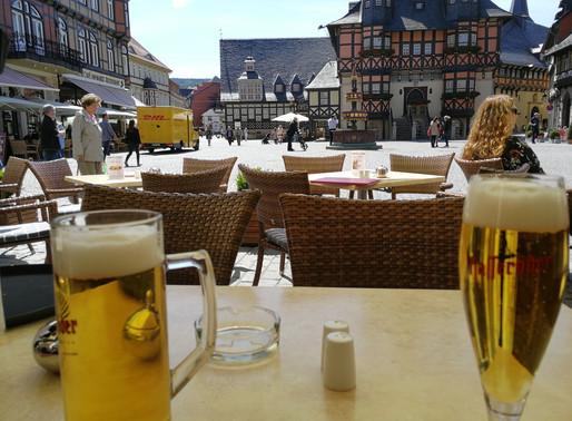 Glimt fra Goslar og Wernigerode