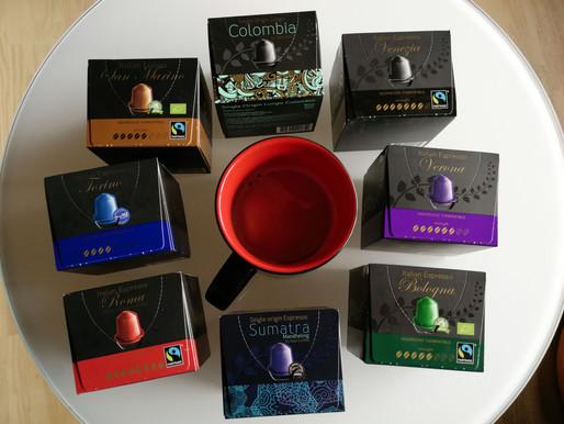 Test af Real Coffee kaffekapsler
