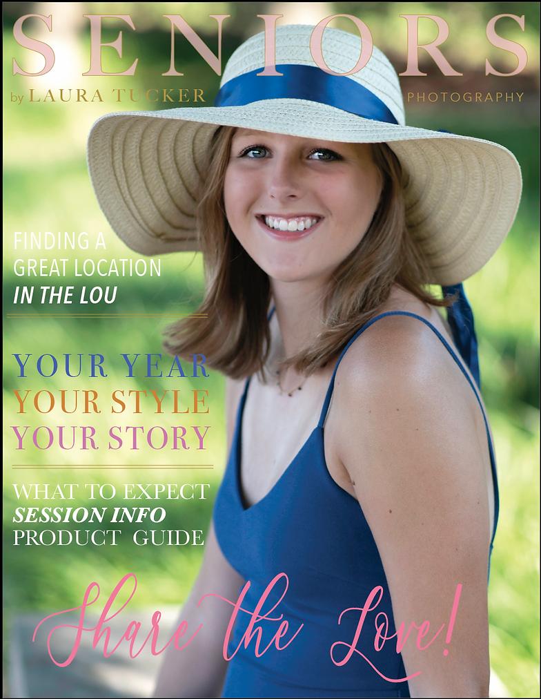 Senior magazine 2020