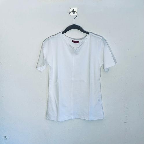 Maglietta spacchetto donna