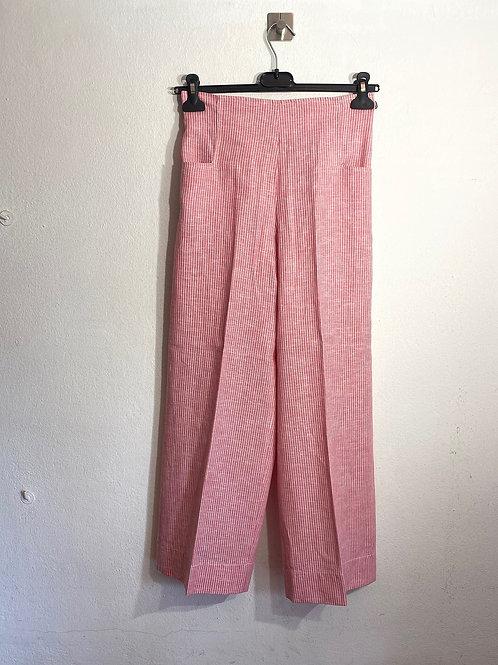 Pantalone lino donna